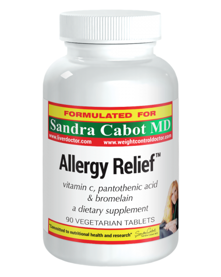 Allergy Relief 90 Tablets