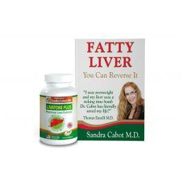 Livatone Plus 240's plus Fatty Liver Book