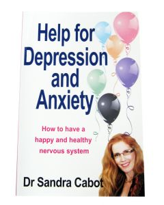 Help For Depression And Anxiety Book