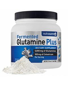 Glutamine Plus Colostrum Powder 500grams