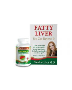 Livatone Plus 240's plus Fatty Liver Book