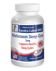 Sleep Eze - Melatonin 120 Tablets