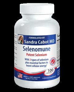 Selenomune Designer Energy 100 Capsules