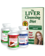 Power Liver Detox Kit -The Liver Cleansing Diet Book -Livatone Liver Tonic 120 -Selenomuine  -N-Acetyl-L-Cysteine NAC