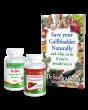 Gallbladder Starter Pack  -Save Your Gallbladder Naturally Book -Livatone Liver Tonic 120 -Ox Bile