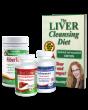 Starter Pack - Liver Cleansing Diet -The Liver Cleansing Diet Book -Livatone Liver Tonic 120 -Selenomune -FiberTone