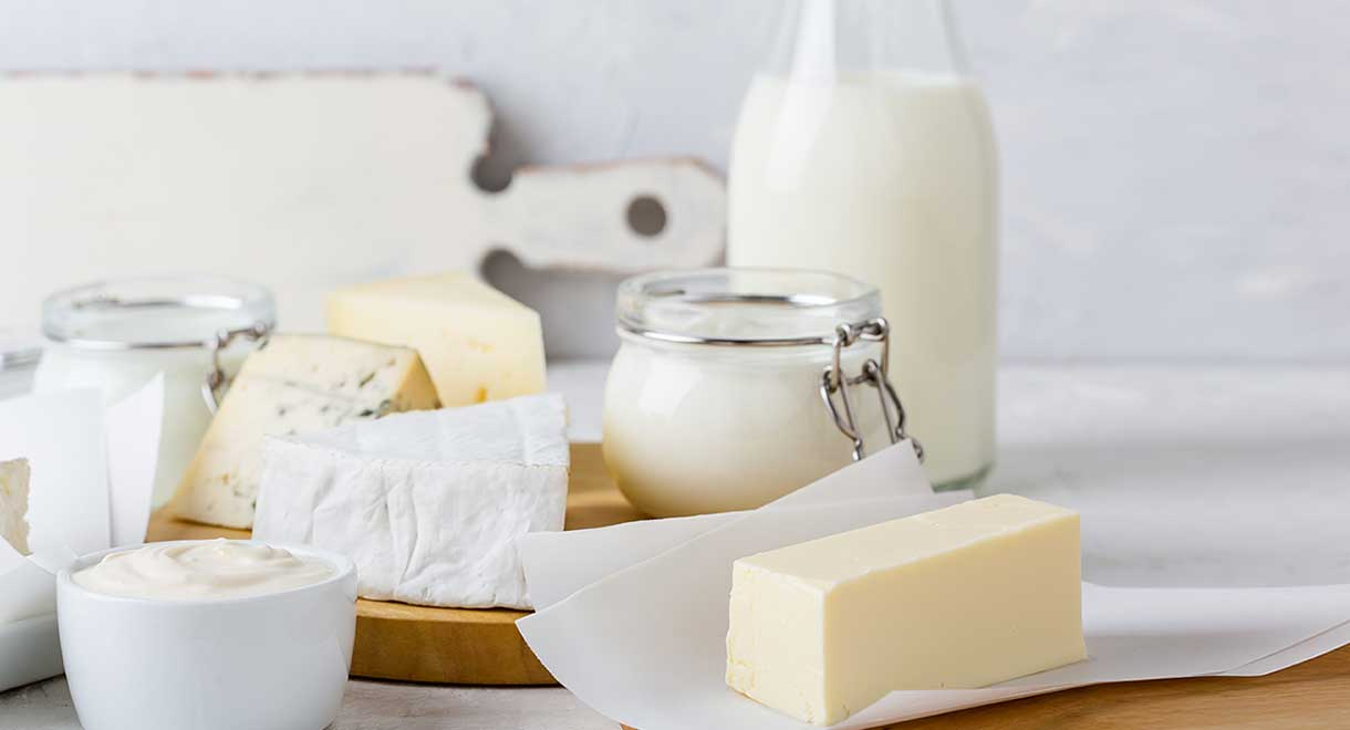 Dairy Products Not Required For Strong Bones