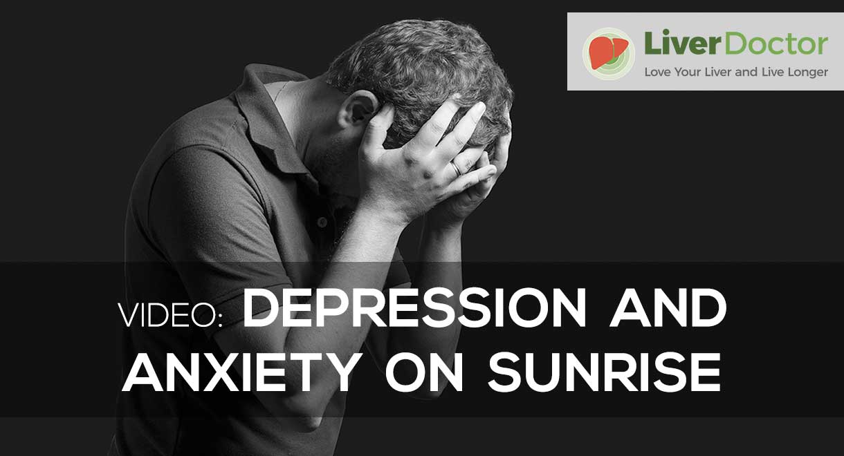 Depression & Anxiety On Sunrise