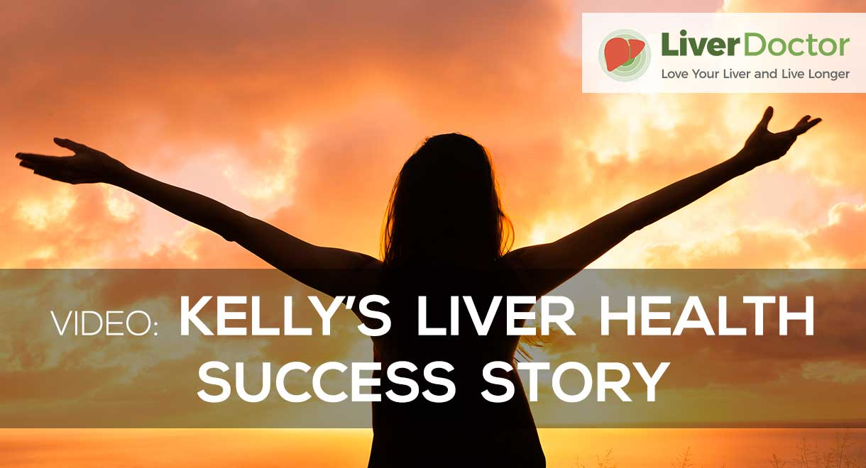 Kelly's Liver Health Success Story