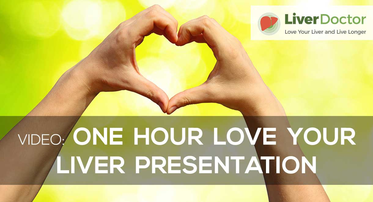 One Hour Love Your Liver Presentation