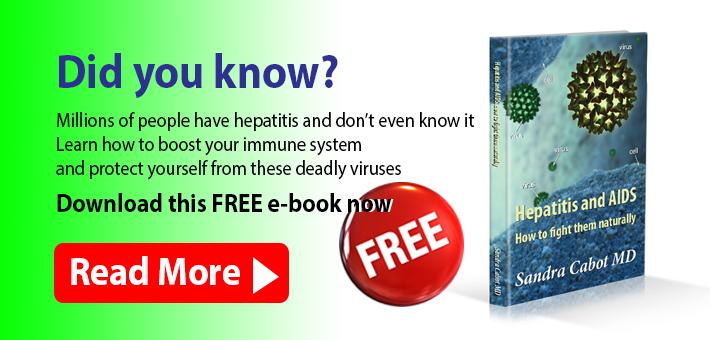Hepatitis Free Ebook