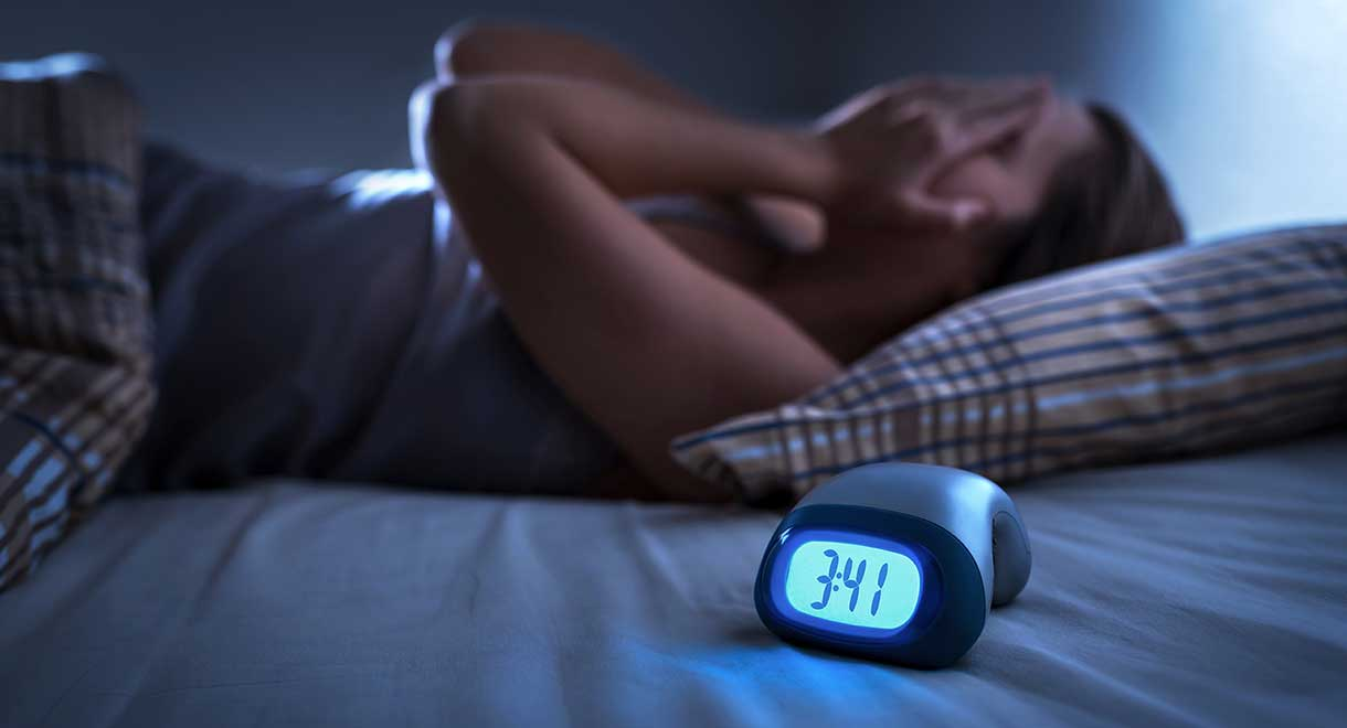 Is Adrenal Gland Exhaustion Disrupting Your Sleep?