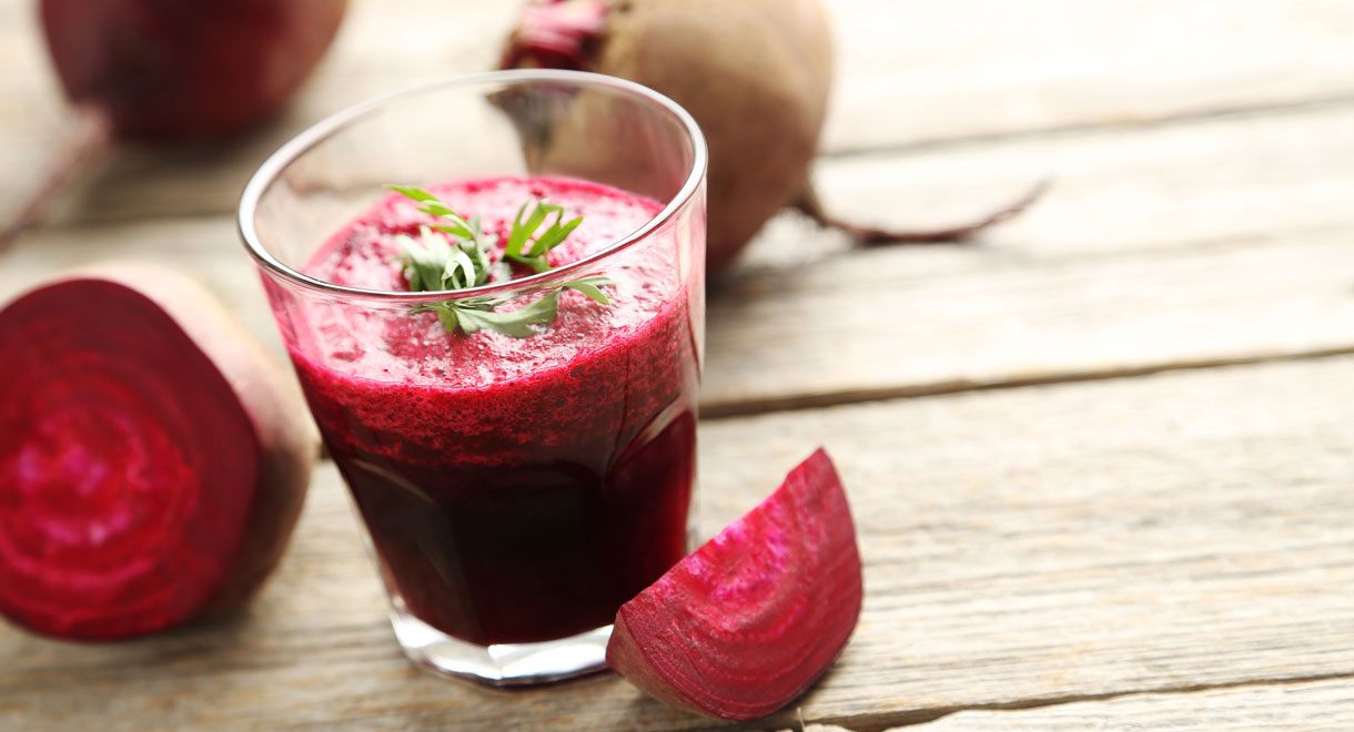 Liver Loving Beet Juice
