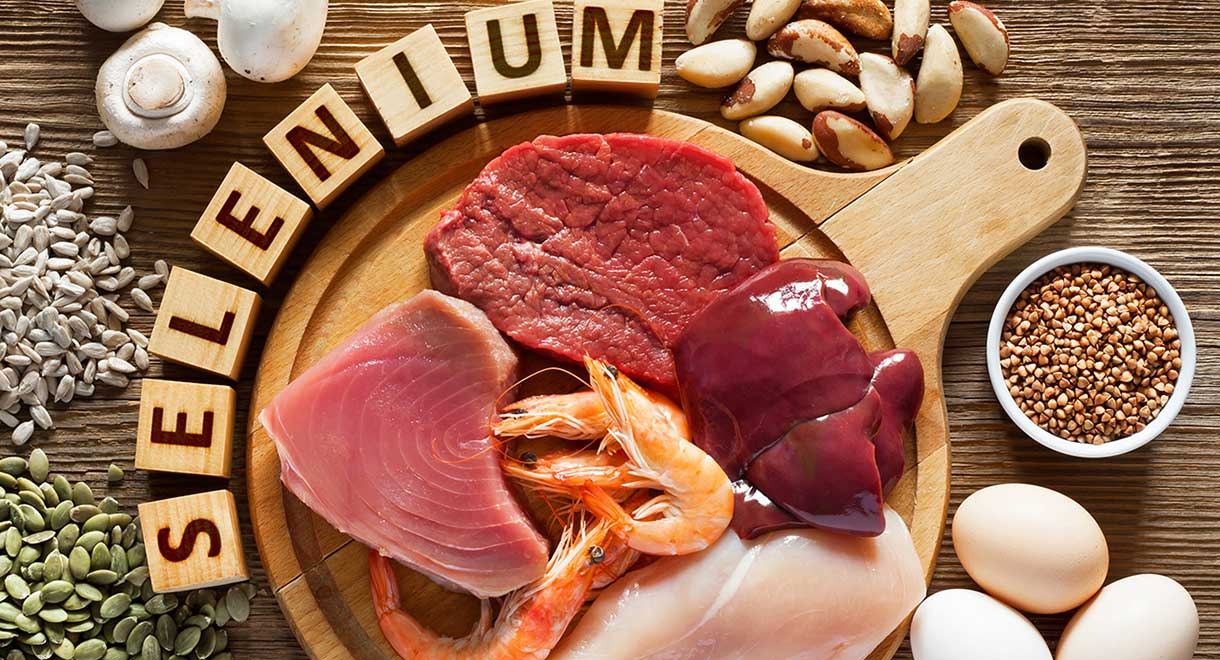 Low Selenium Intakes Associated With Increased Risk Of Prostate Cancer