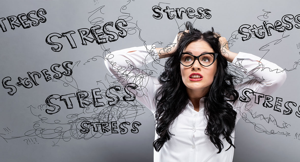 Is Stress Making You Gain Weight?