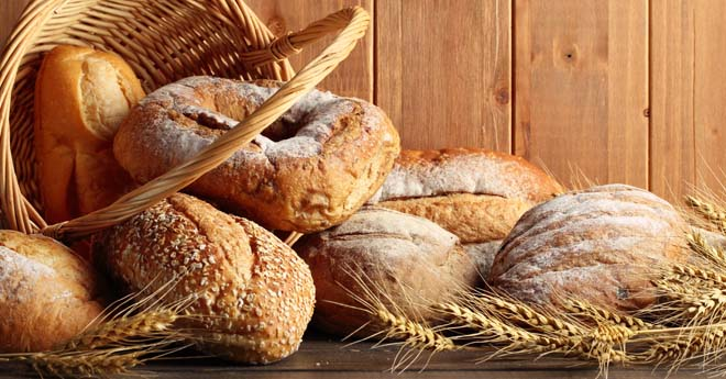 Gluten can cause elevated levels of the hormone prolactin