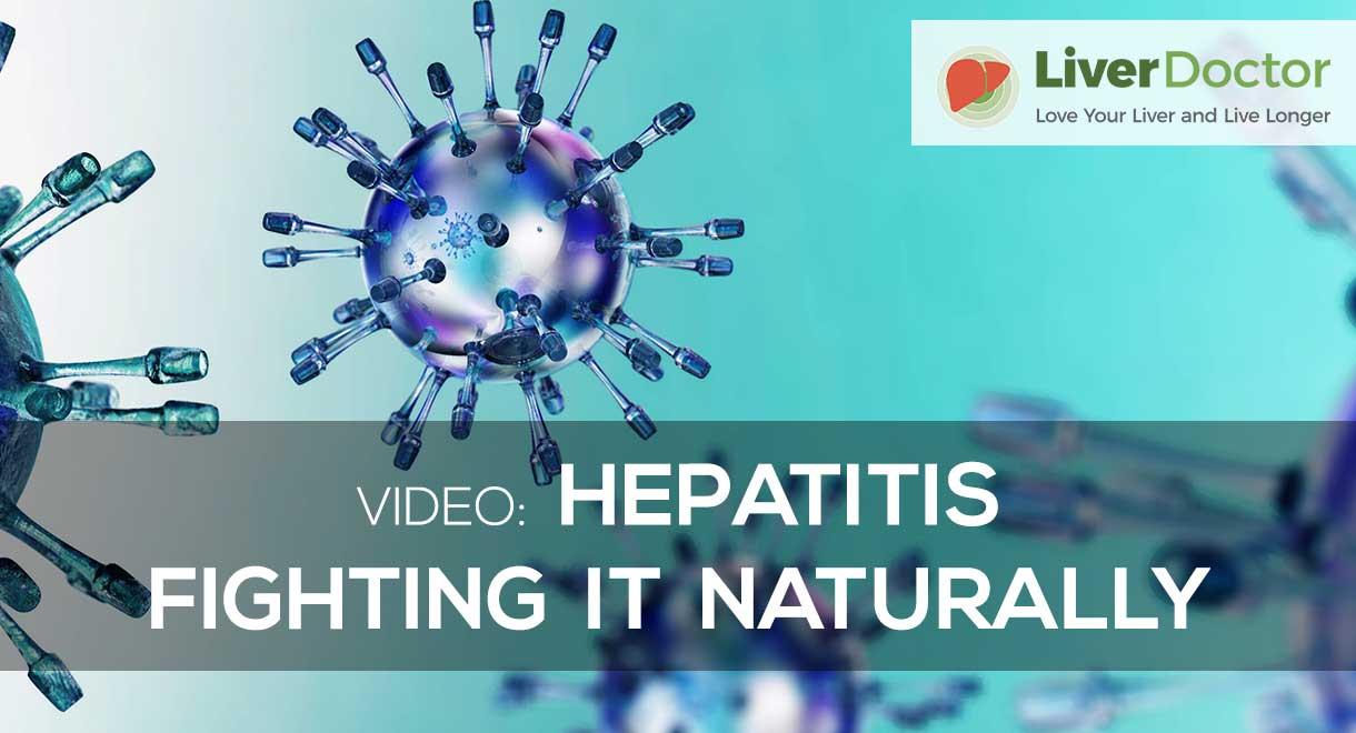 Hepatitis Fighting It Naturally