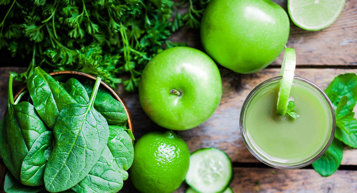 Alkalizing Green Juice