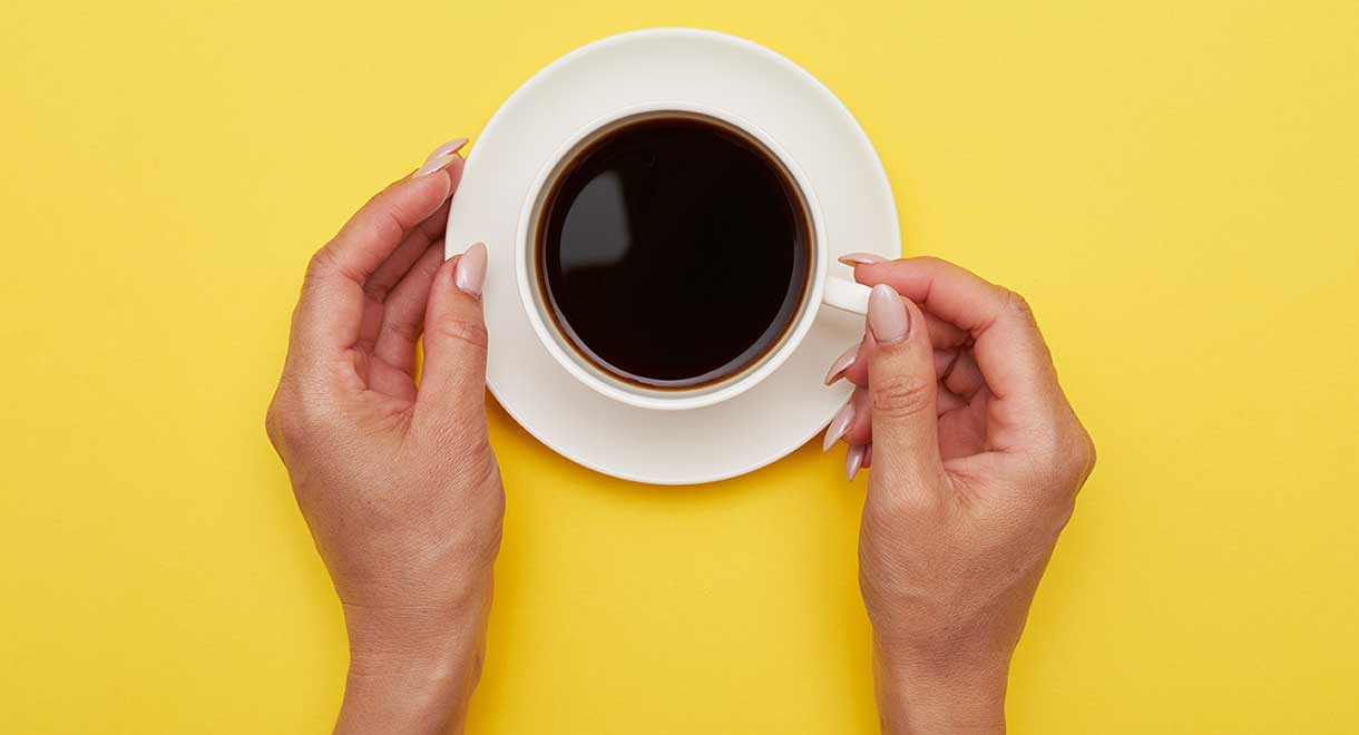 Caffeine Can Aggravate Hot Flashes In Menopausal Women