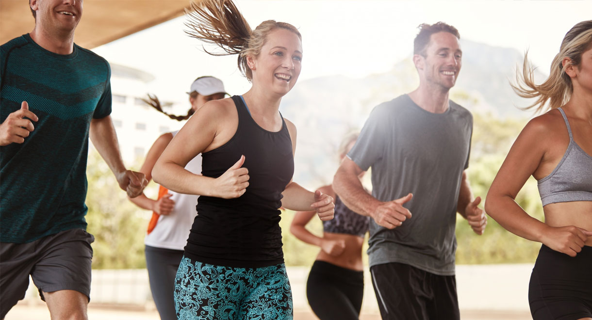 Running Can Help To Repair The Brain