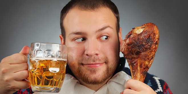 drinking alcohol while paleo diet