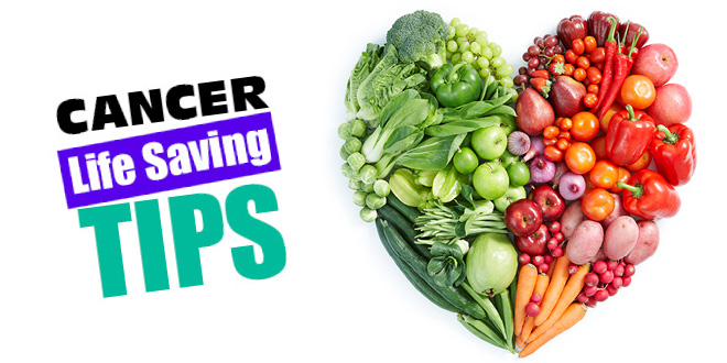 Cancer - YOUR Diet Really Matters!