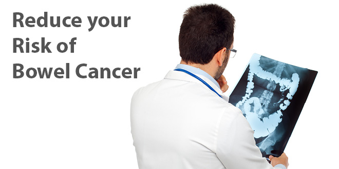 You Can Reduce Your Risk of Bowel Cancer - Part 1