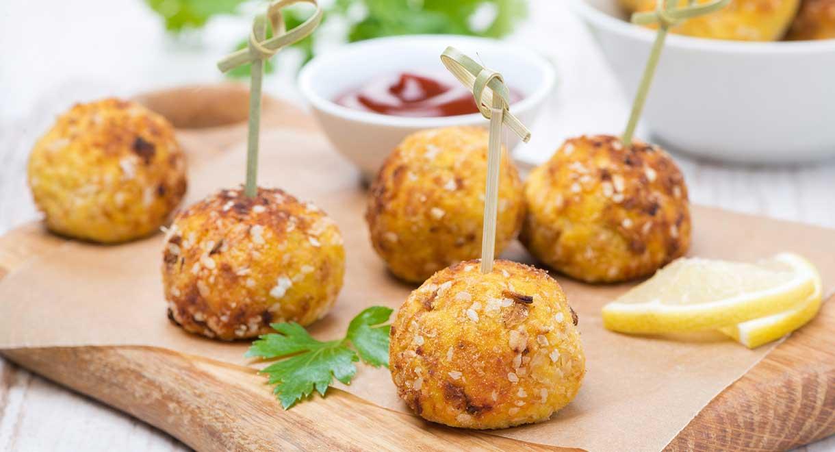 Pesto Turkey Meatballs