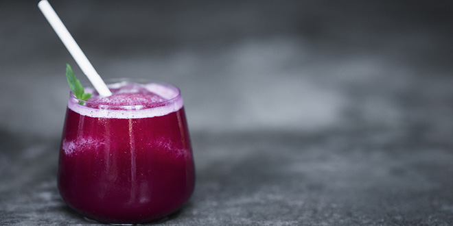 Blood purifying vegetable juice