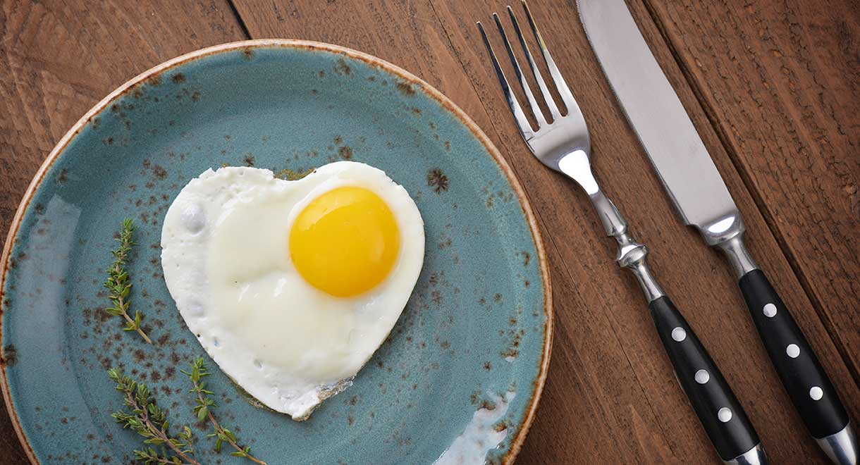 Eating Cholesterol-Rich Foods Won't Raise Your Risk Of A Heart Attack