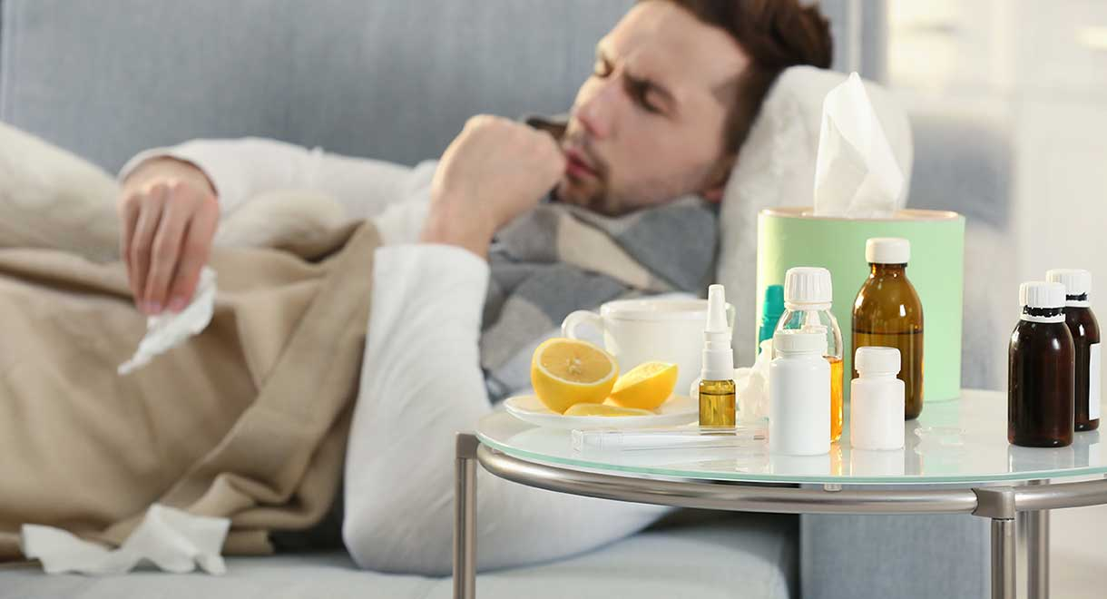 Cold And Flu Medicine May Shrink Your Brain