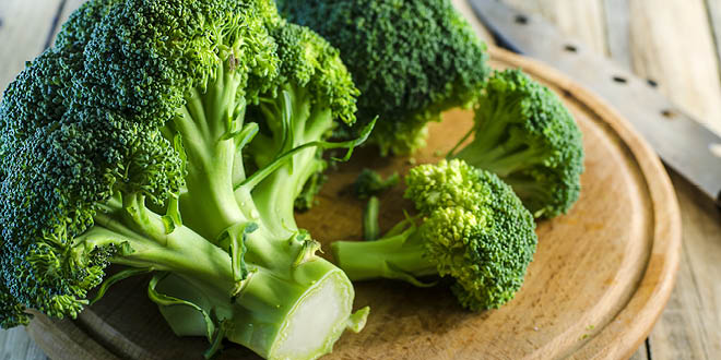Broccoli Reverses Gut Inflammation