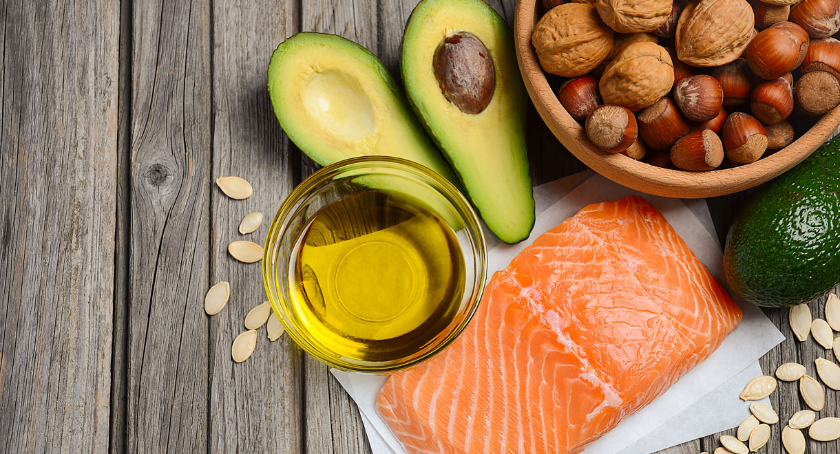 Omega 3 Fat Deficiency Linked To Obesity