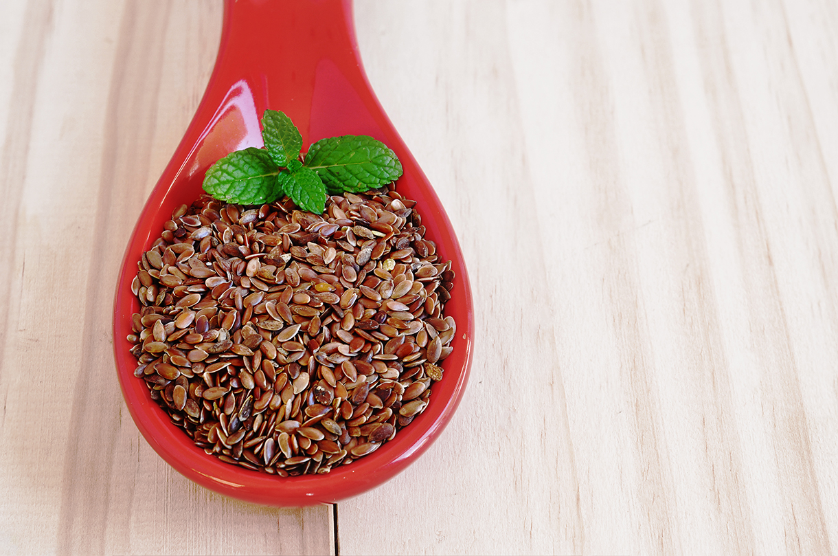Did You Know? Flaxseeds Help To Fight Breast Cancer