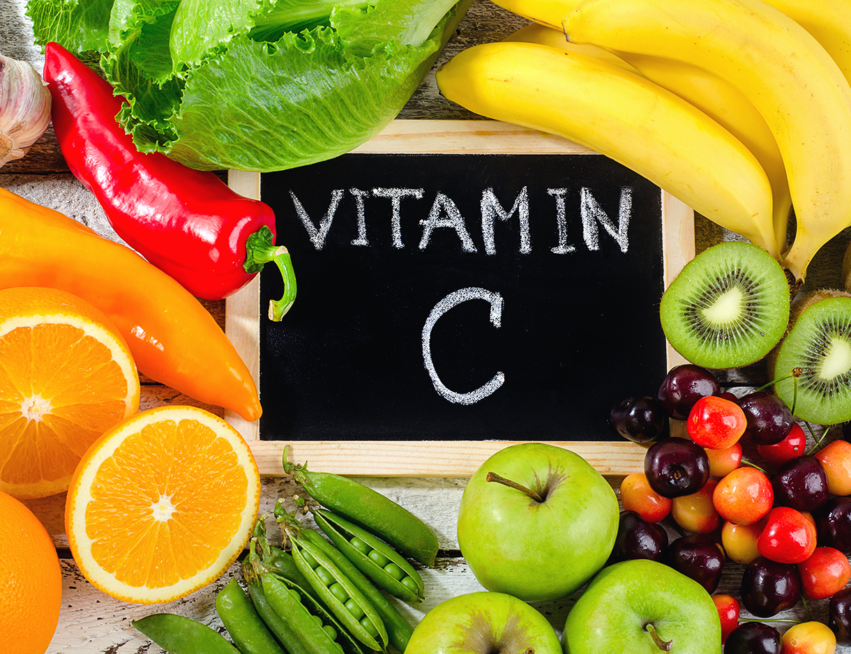 Vitamin C Helps Reduce The Risk Of Cervical Cancer