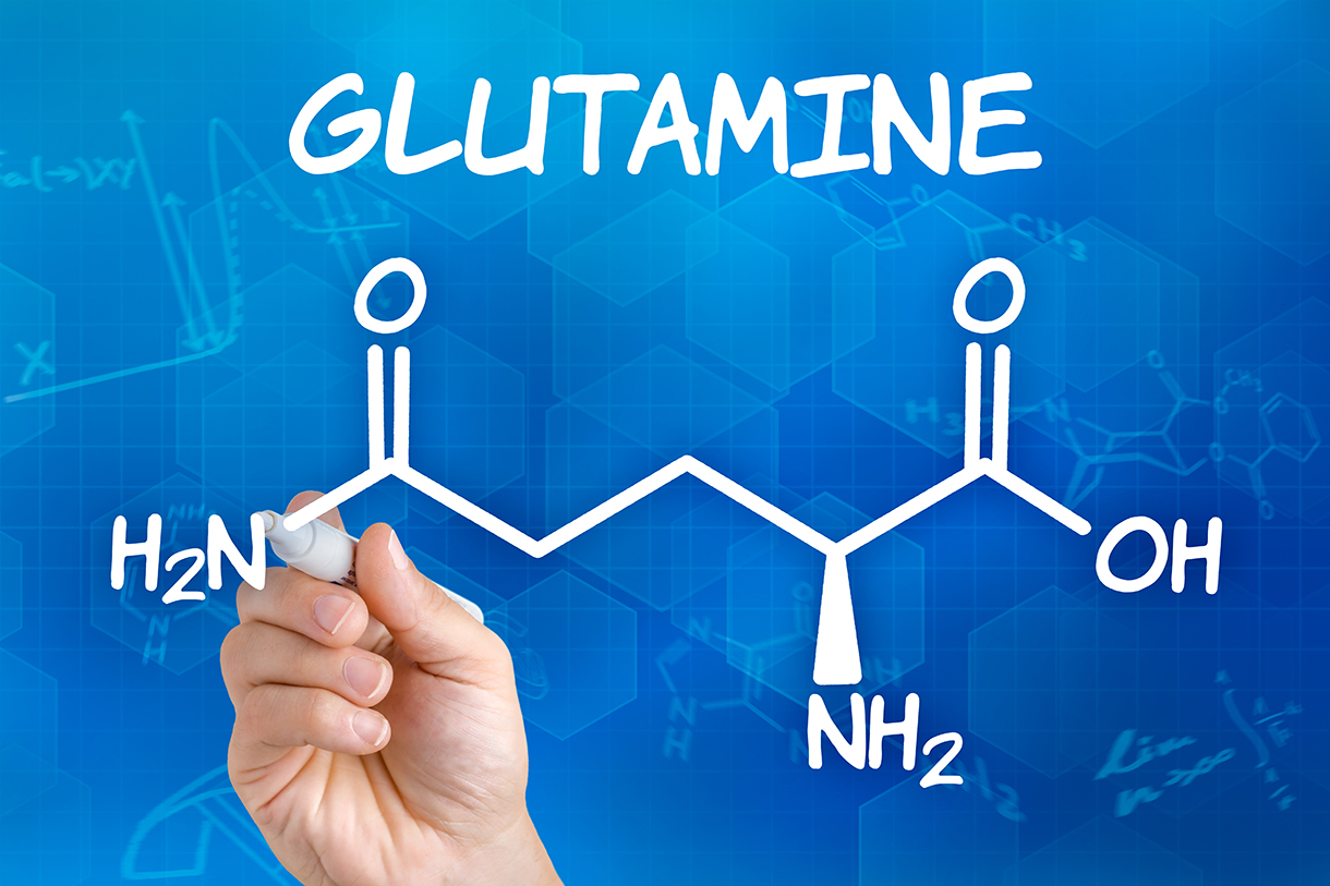 Glutamine Helps Heal Stomach Ulcers