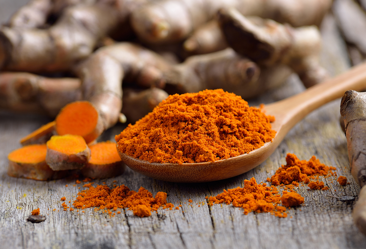 Turmeric Is A Natural Antidepressant