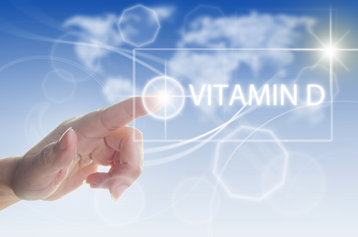 Vitamin D Can Keep You Mentally Sharp