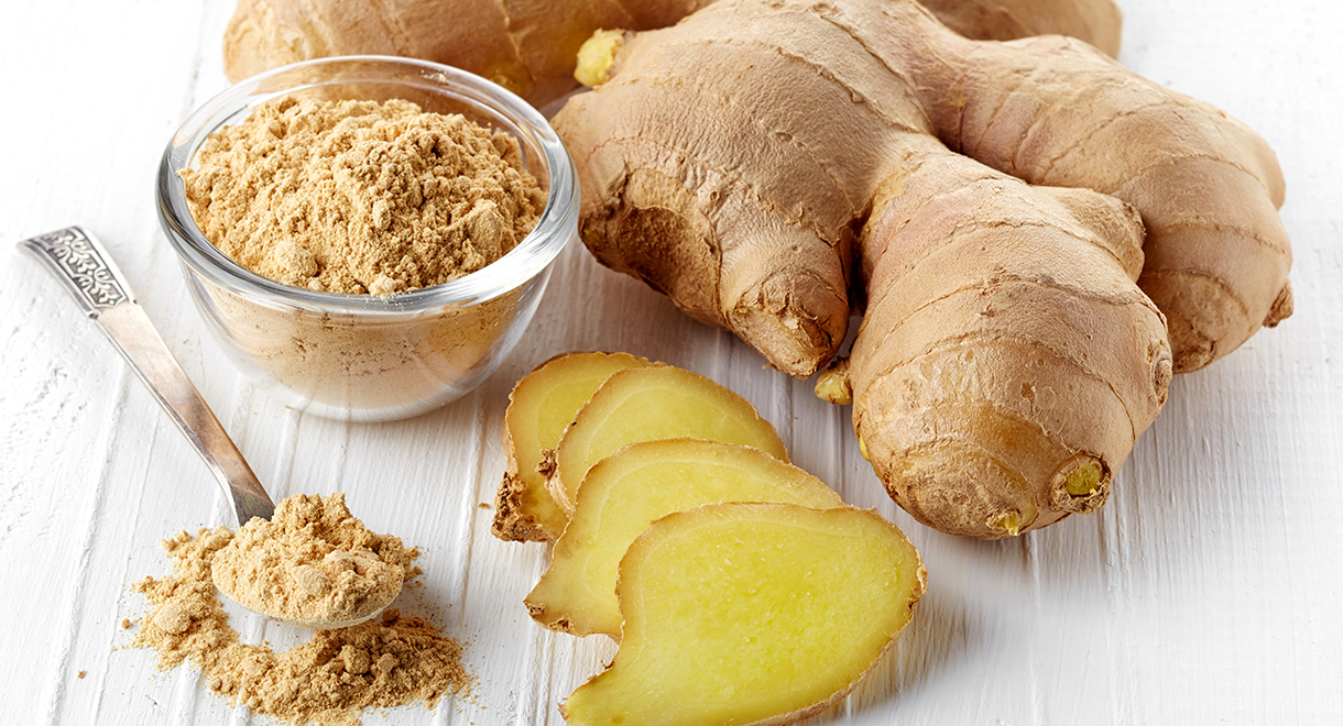 Ginger Relieves Menstrual Cramps As Well As Anti-Inflammatory Drugs