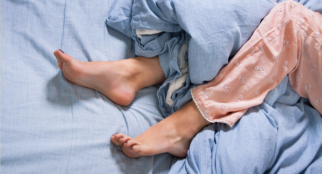 Vitamin D Helps Improve Restless Legs Syndrome