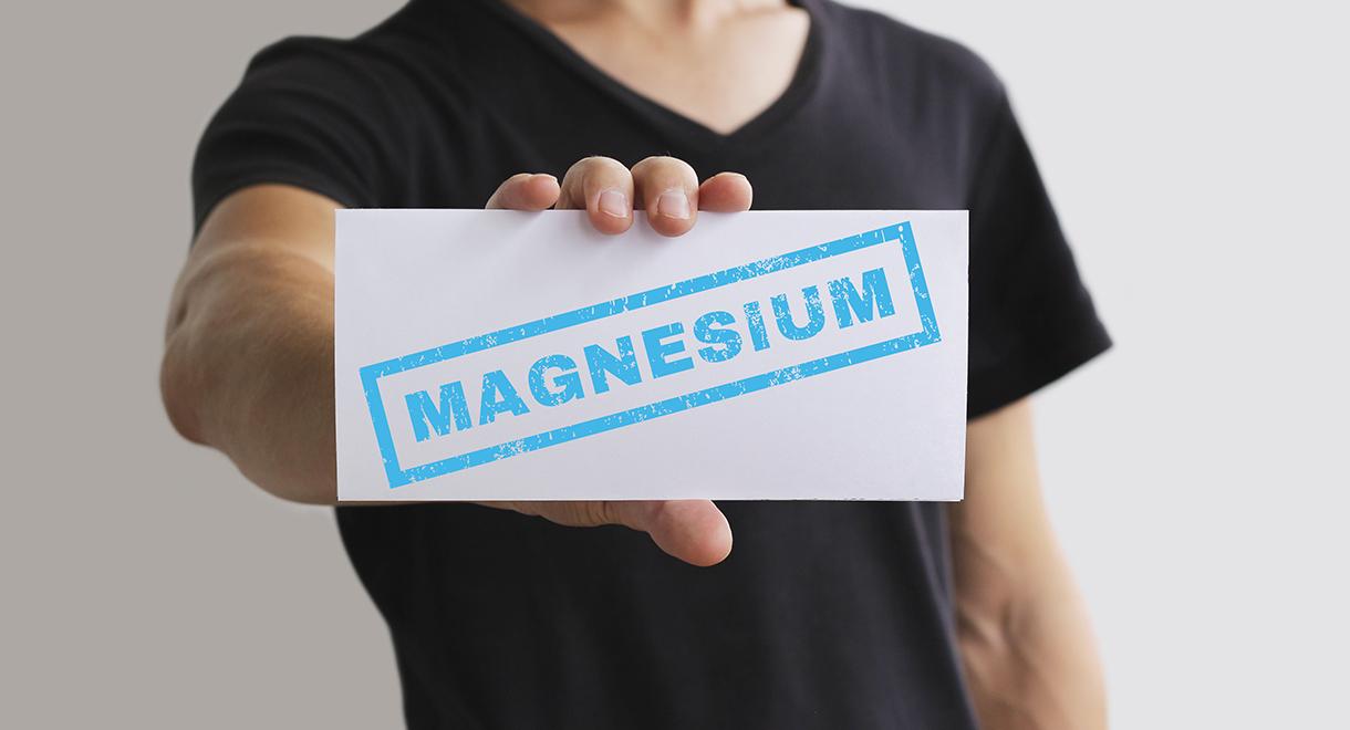 Magnesium Helps Protect Against Seizures