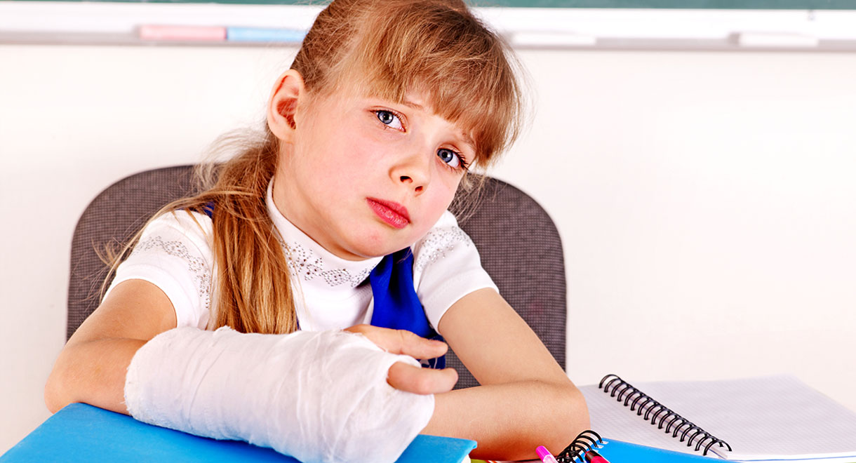 Lack Of Vitamin K Causes Broken Bones In Children