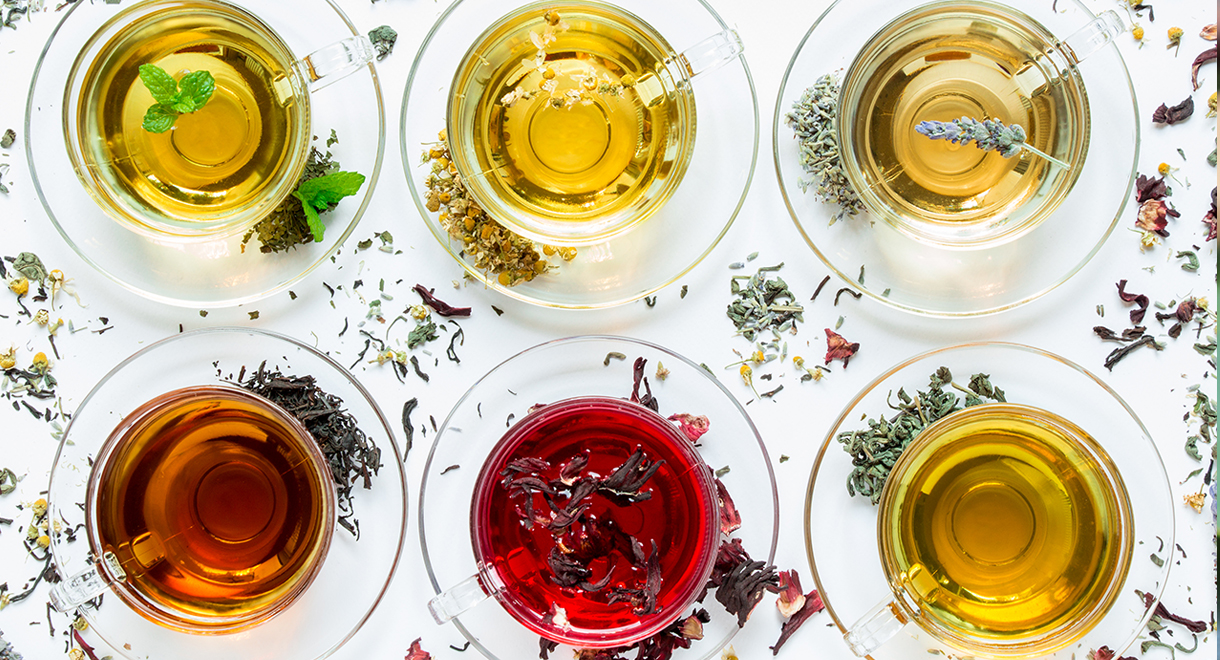 Drinking Tea Can Improve Your Genes