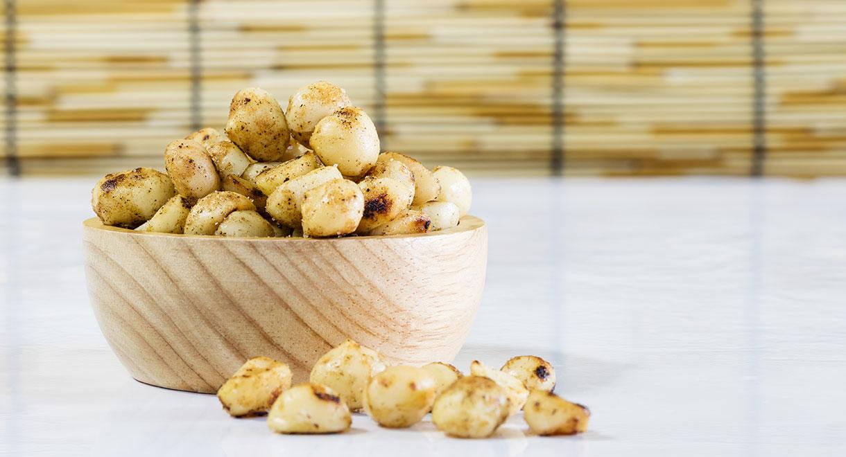 Cumin Roasted Macadamia Nuts