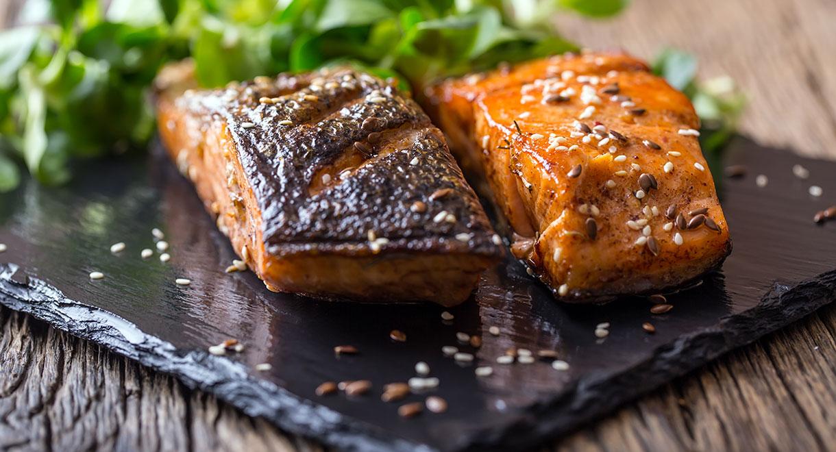 Easy Lemon Baked Salmon