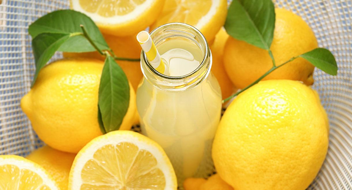 Lemon Juice Helps Repair Your Liver