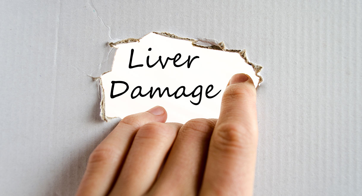 External Signs Of Liver Problems