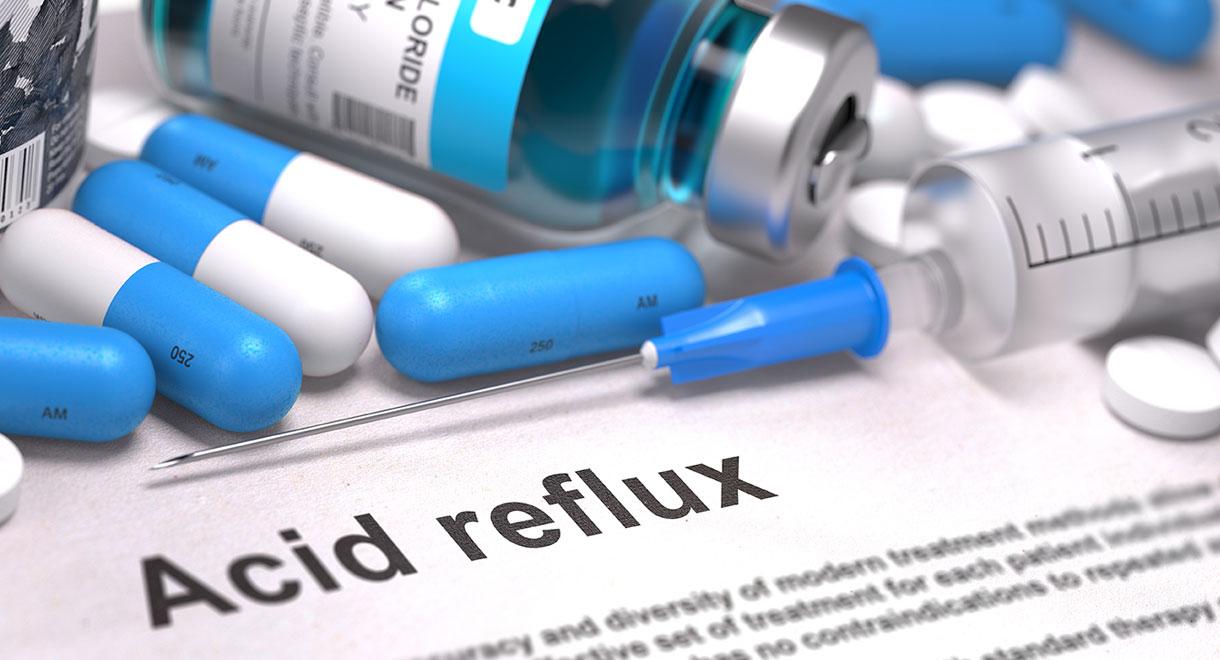 Acid Reflux Drugs Promote Chronic Liver Disease