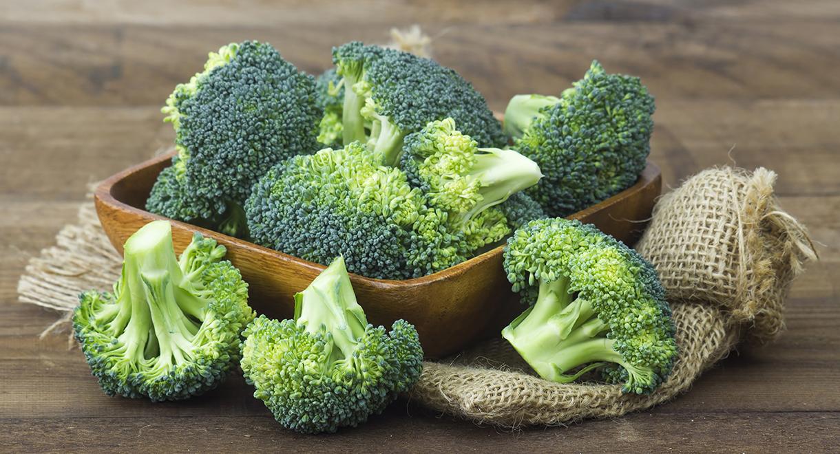 Broccoli Reduces Risk Of Liver Cancer
