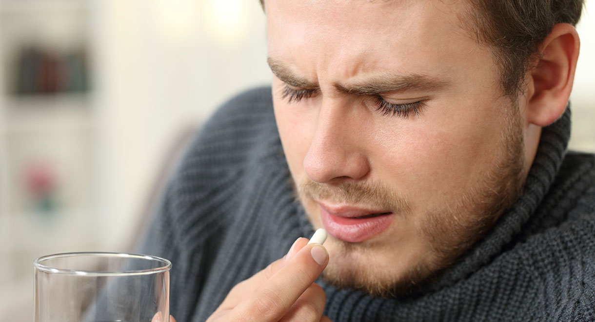 Popular Pain Killer Linked To Male Infertility